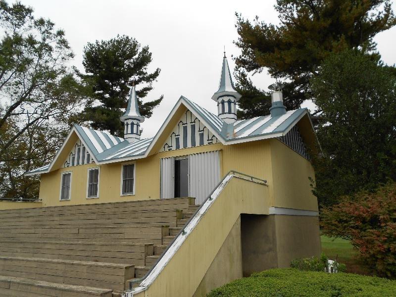 Choptank, L.L.C.- Sharp Barn Track House