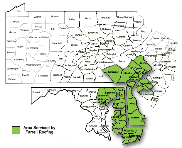 farrell-roofing-areas-we-serve